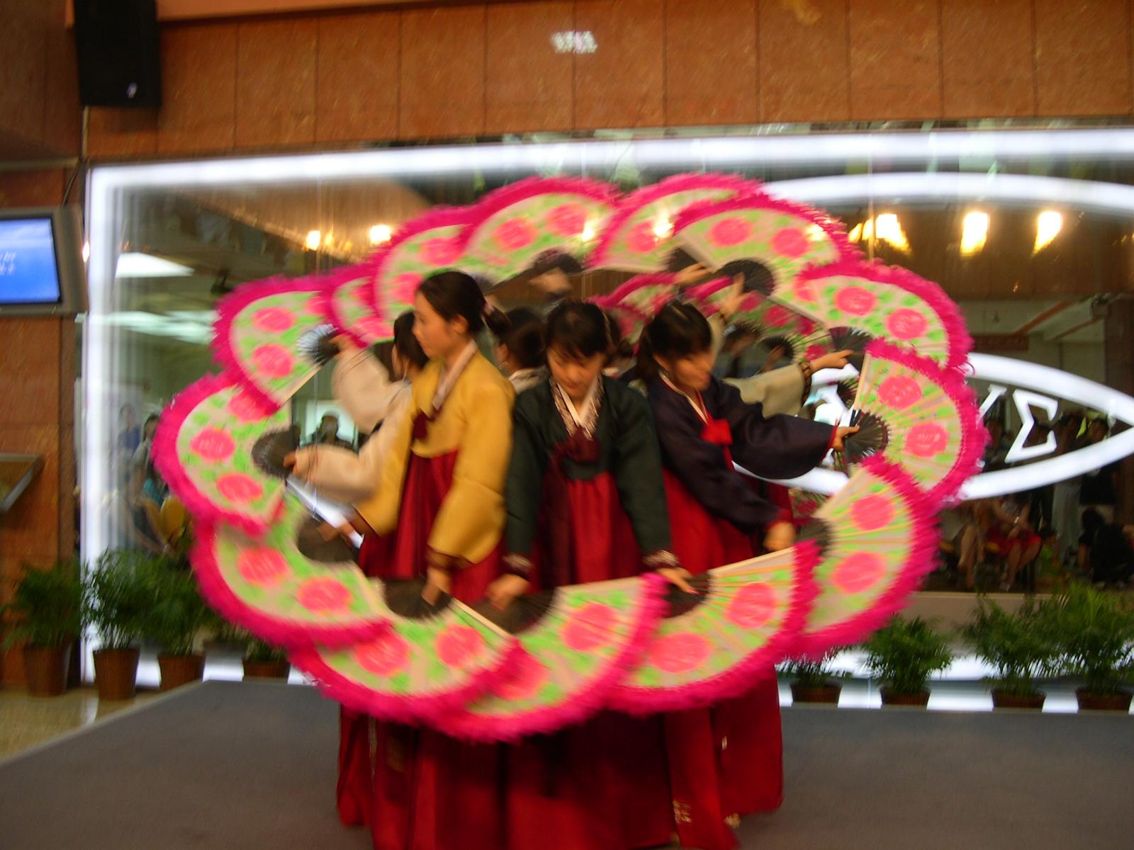 美麗的傳統舞